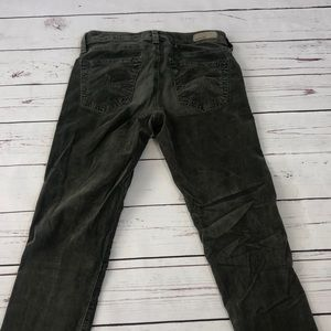 Ag Adriano Goldschmied Pants - AG Adriano Goldschmied Corduroy Pants